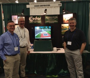 WRWA Booth
